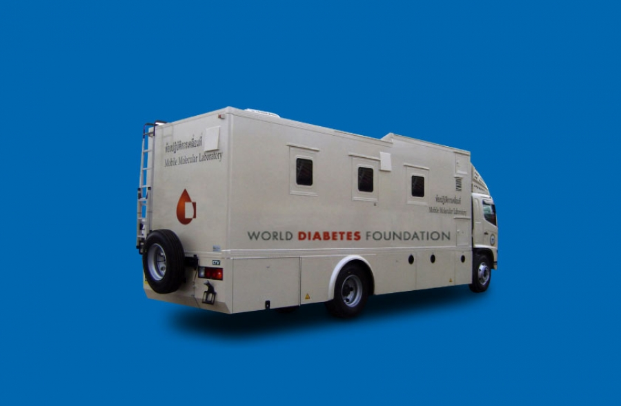 Mobile Lab Truck