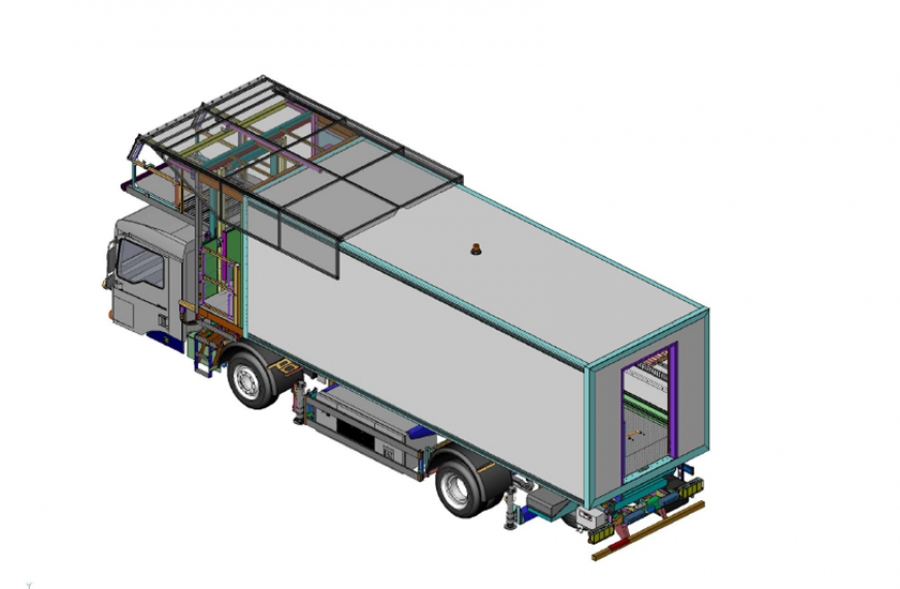 CATERING TRUCKS abc