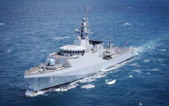 Offshore Patrol Vessel : OPV