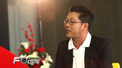 CHO on SMART SME TV 3